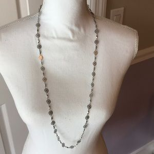Jewelry - Silver layering necklace